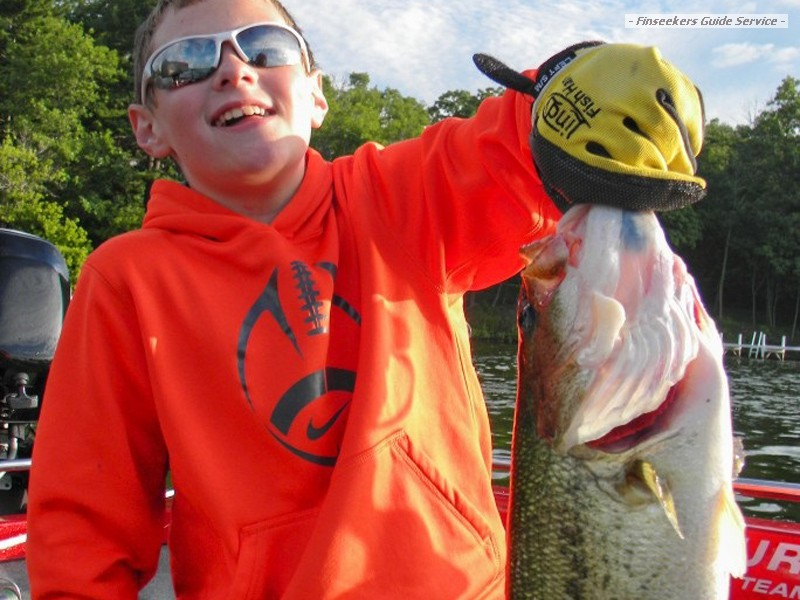 Largemouth Bass in June